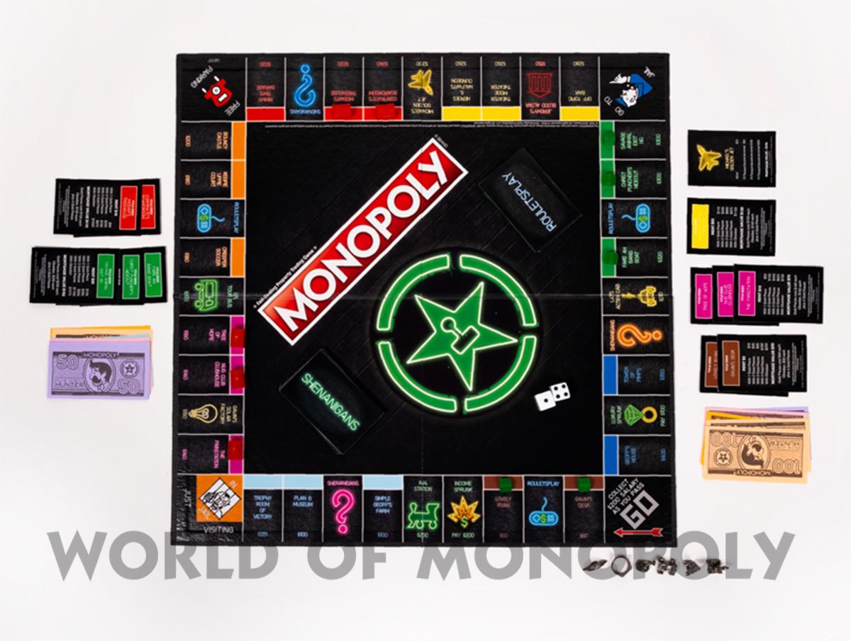 World of Monopoly com
